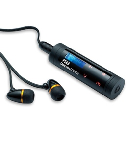 Nu Technology DOLPHIN Touch 4GB Waterproof MP3 Player