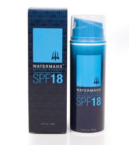 Watermans SPF 18 Lotion 3.4oz