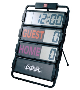 Ultrak Water Polo Scoreboard and Timer