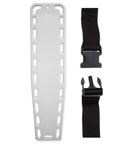 "KEMP 18"" AB Spineboard with Pins and Strap"