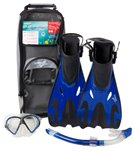 speedo-hyperfluid-snorkeling-set