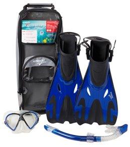 Speedo Hyperfluid Snorkeling Set