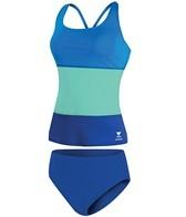 TYR Splice Fitness Tankini Set