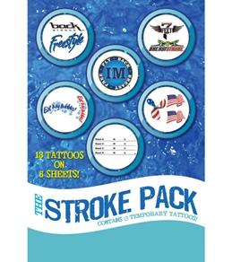 H2O-Toos Stroke Pack