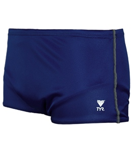 "TYR 8"" Nylon Team Trainer Swimsuit"