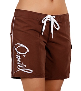 "O'Neill Girls' Atlantic 7"" Boardshorts"