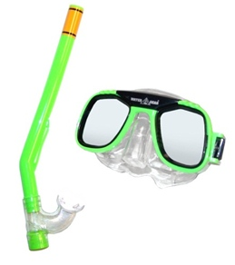 Water Gear Snorkel Combo Set - Childrens