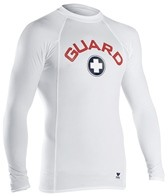 TYR Men's Lifeguard Element Shirt