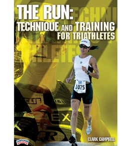 The Run: Technique and Training For Triathletes DVD