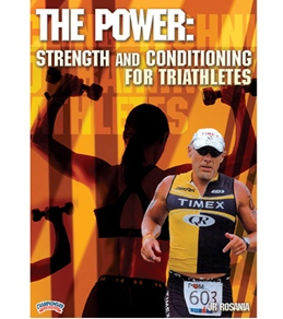 The Power: Strength and Conditioning for Triathletes DVD