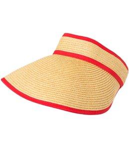 Sun N Sand Bungalow Wide Brim Visor