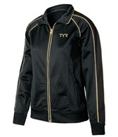 TYR Alliance Team Male Jacket - Gold