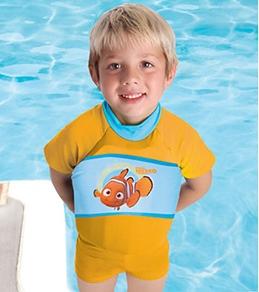 SwimWays Swim Shorty