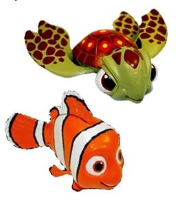 SwimWays Nemo/Swimming Squirt