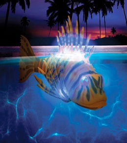 SwimWays Light Up Lion Fish
