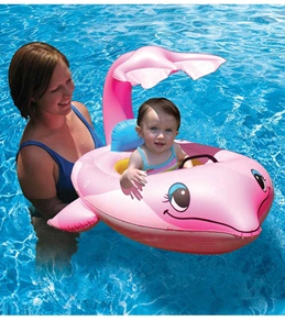 Poolmaster Dolphin Baby Seat