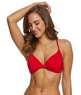 Skye Swimwear So Soft Solid Hilary Underwire Bikini Top (DDDE Cup)