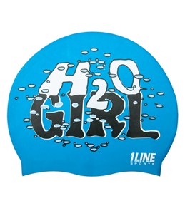 1Line Sports H2O Girl Silicone Cap
