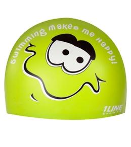 1Line Sports Me Happy Silicone Cap