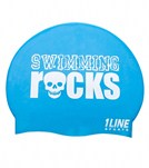 1line-sports-swimming-rocks-silicone-cap