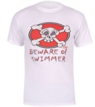 1Line Sports Beware of Swimmer T-Shirt