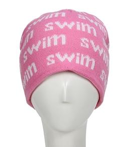 1Line Sports Swim Beanie