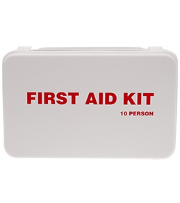 KEMP 10 Person First Aid Kit