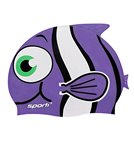 sporti-cartoon-clownfish-silicone-swim-cap-jr.