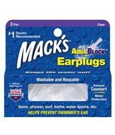 Mack's Aqua Block Earplugs