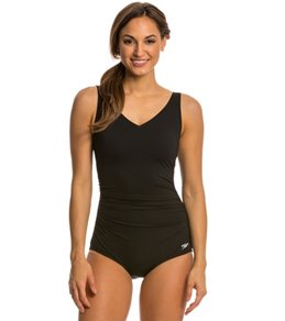 Speedo Endurance Side Shirred Contourback
