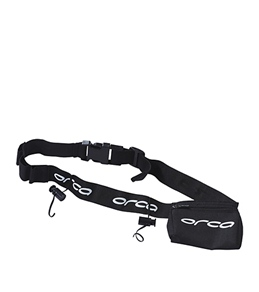 Orca Race Belt with Pocket