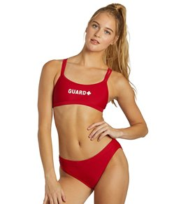 Sporti Guard Double Cross Workout Bikini Top