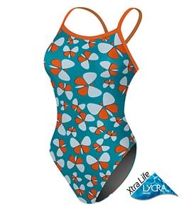 Sporti Butterfly Thin Strap Swimsuit
