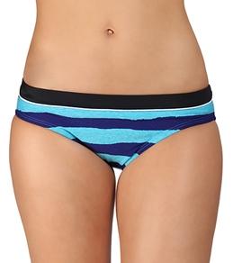 Nike Swim Distressed Stripe Brief