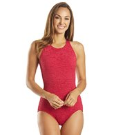 Penbrooke Krinkle High Neck Mio One Piece