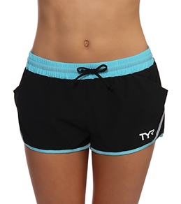 "TYR Competitor Women's 4"" Run Short"
