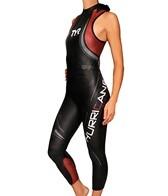 TYR Women's Hurricane Cat 5 Sleeveless Wetsuit