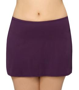 Aerin Rose Solid Skirt Bottom