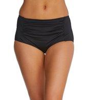 Seafolly Goddess Ruched Front Bikini Bottom