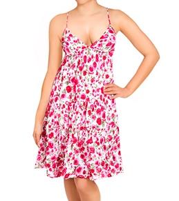 Seafolly English Rose Rosie Rose Dress