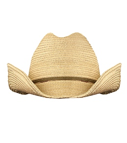 Seafolly Coyote Straw Hat