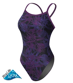 Sporti Cosmic Rays Thin Strap Swimsuit