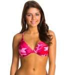 Sporti Modern Camo D/DD/E Underwire Bikini Top