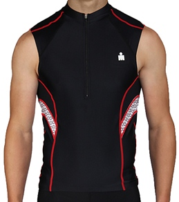 Ironman Men's Sleeveless Cycling Jersey