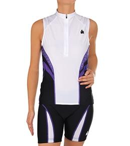 Ironman Women's Sleeveless Cycling Jersey