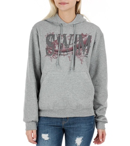 1Line Sports Grunge Swim Sweatshirt