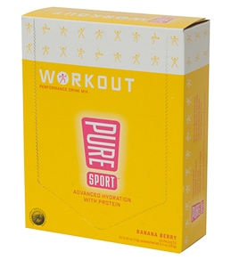 PureSport 20 Stick Pack Workout Carton