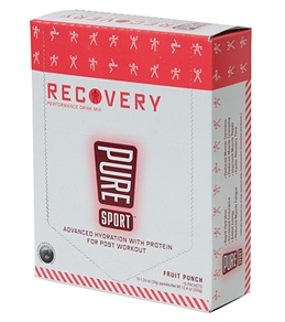 PureSport 10 Stick Pack Recovery Carton