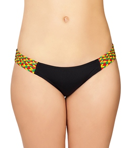 Volcom Girls' Ra Ra Braid Retro Bottom