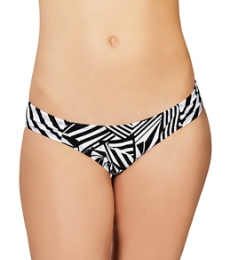 Volcom Girls' Time Lines Soft Side Rouch Retro Bottom